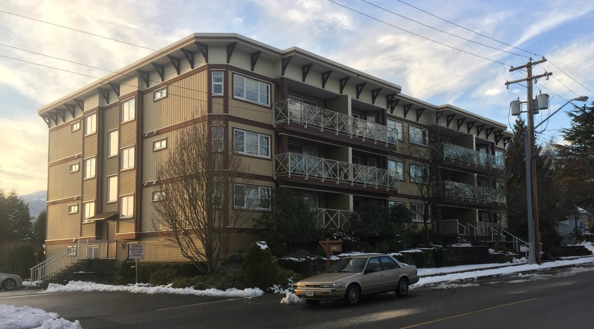 Harbour Ridge Manor, downtown Nanaimo condos