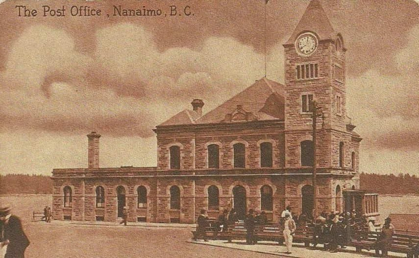 Dominion Post Office, Nanaimo