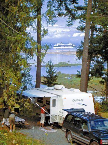 living forest oceanside campground rv campgrounds rv. Black Bedroom Furniture Sets. Home Design Ideas