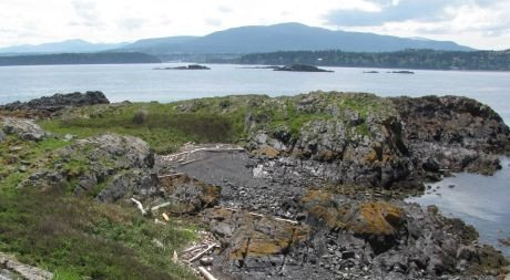 Five Finger Island, Nanaimo